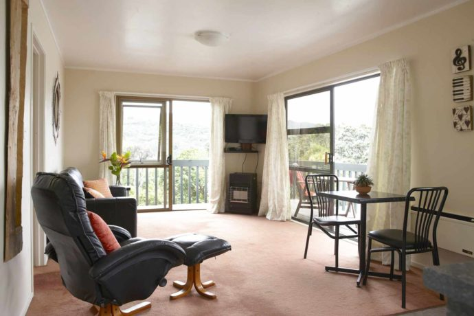 Delux Holiday Lodge With King Bed & Spacious Lounge