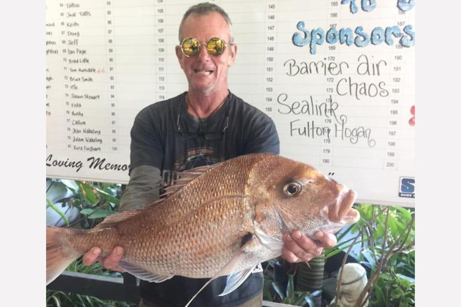 Fishing trips - Great Barrier Island, New Zealand