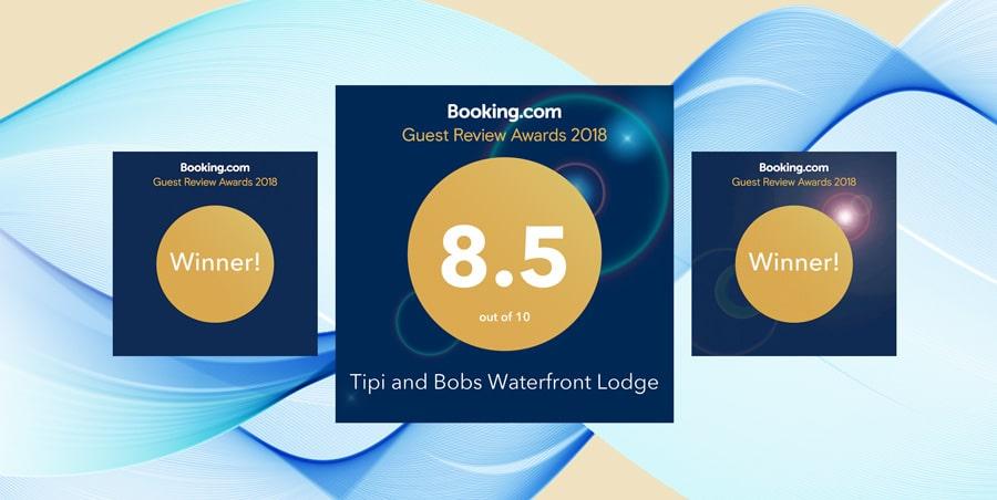 Great Barrier Island Waterfront Lodge - 2018 Award